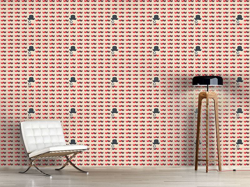 Pattern Wallpaper Invisible Sir
