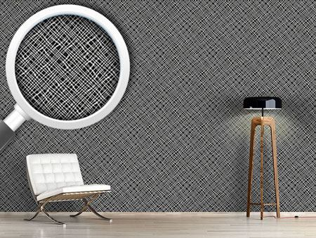Pattern Wallpaper Woven Net