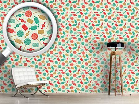 Pattern Wallpaper Candy