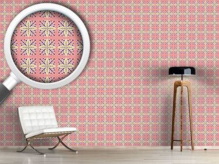 Pattern Wallpaper Stella Mare