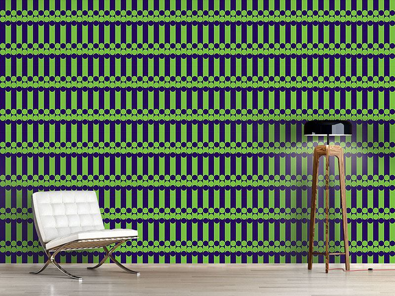 Pattern Wallpaper Elypso Green