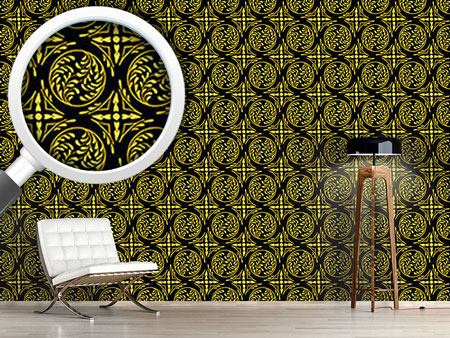 Pattern Wallpaper Pintoretto
