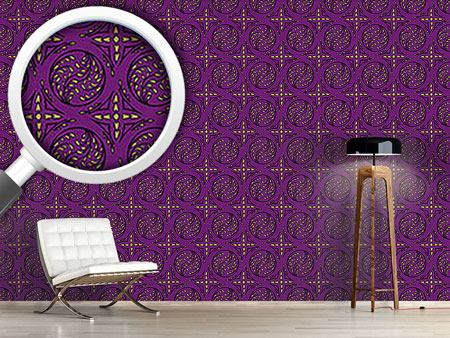 Pattern Wallpaper Pintoretto Pure