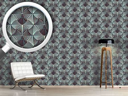 Pattern Wallpaper Dynamic Meander