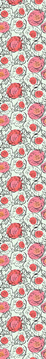 Papier peint design Poppy Flowers