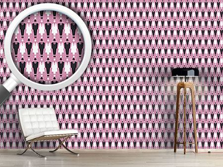 Pattern Wallpaper Bonnie And Clyde