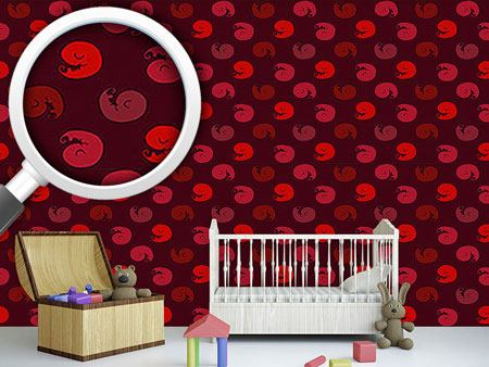 Pattern Wallpaper Small Embryos