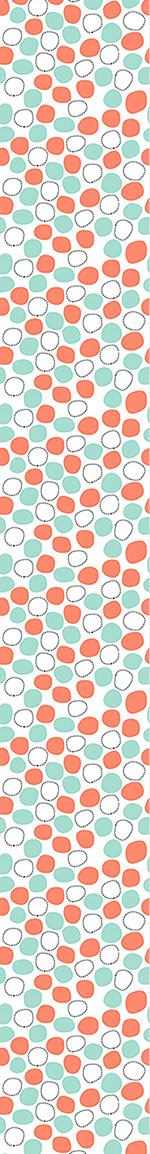 Pattern Wallpaper Floating Dots