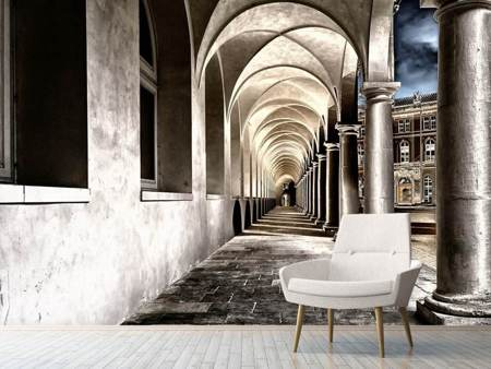 Photo Wallpaper Baroque passage
