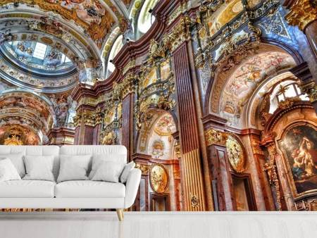 Photo Wallpaper Baroque church