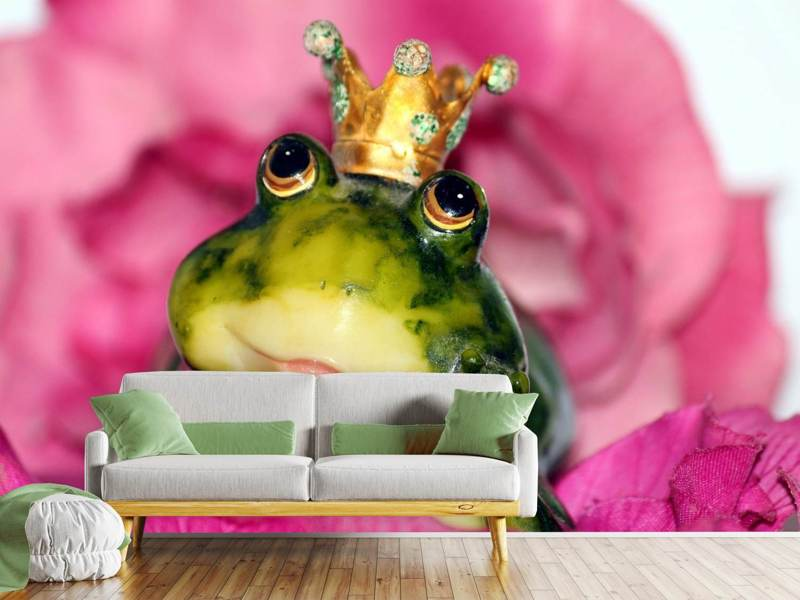 Photo Wallpaper The Frog Prince