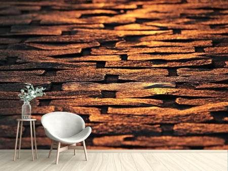 Photo Wallpaper stone shimmer