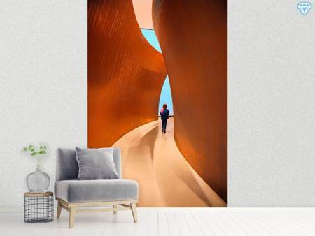Photo Wallpaper The Narrow Passage