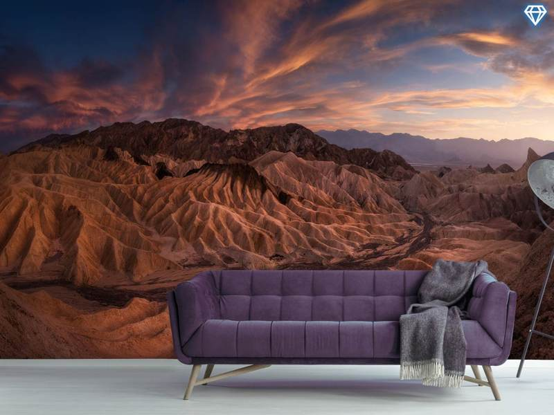 Photo Wallpaper Zabriskie Point