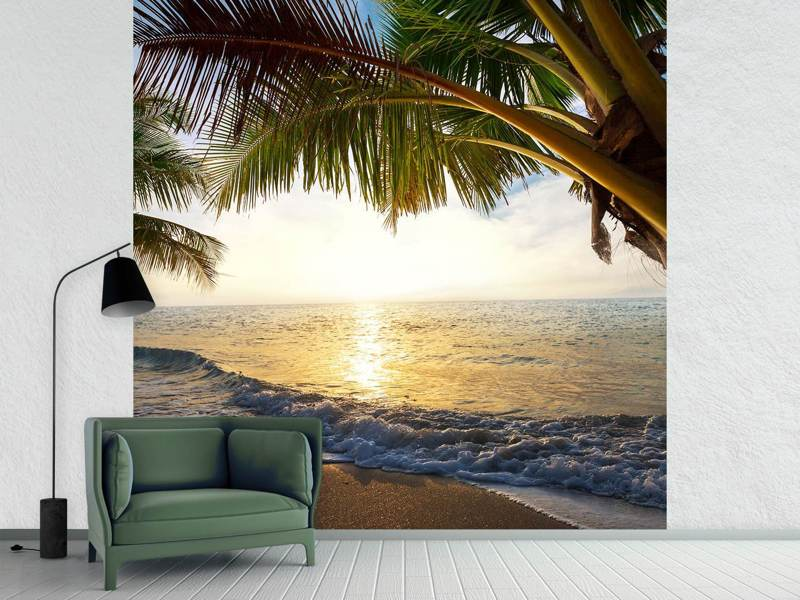 Photo Wallpaper Beach View