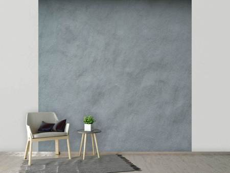 Photo Wallpaper Dark Gray Wall