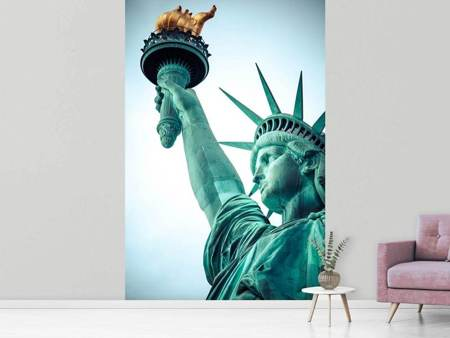Photo Wallpaper Lady Liberty